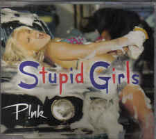 Pink-Stupid Girls Promo cd single