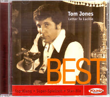 ZOUNDS - TOM JONES - Letter to Lucille - Best - rare audiophile CD 2008 dig.rem.