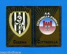 [GCG] CALCIATORI 2002-03 Figurina-Sticker n. 627 -CESENA CITTADELLA SCUDETTO-New