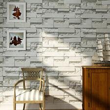 3D Papier Peint Murale Rouleau Autocollant Décor Chambre Salon Maison 0.53mx10m