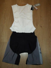 Set maglia e pantalone da ciclismo bianco