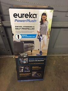 EUREKA POWERPLUS SWIVEL STEERING & SELF-PROPELLED