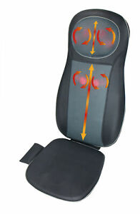 ObboMed Full Back & Neck Shiatsu Massage Cushion with Heat