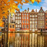 Amsterdam - Kurzurlaub in die Niederlande inkl Super Zentrales Hotel & Frühstück