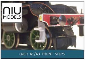 Niu Models - LNER A1/A3 Front Steps - 00 Gauge