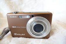 Casio EXILIM ZOOM EX-Z600 6.0 MP Digital Camera - limited edition