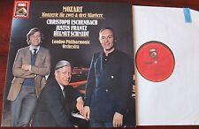 HMV 1C067-43231 MOZART CONCS FOR 2 & 3 PIANOS LP NM- (1982) ESCHENBACH FRANTZ