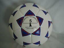 BIGFOOT OFFICIAL SIZE and WEIGHT MATCH PLAY SOCCER BALL SIZE 5