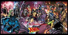 "2X-Men Poster Classic Comic Art Decor Silk Wall Posters Prints 20x40"" XM3"