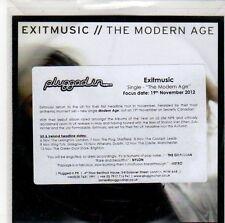 (ED16) Exitmusic, The Modern Age - 2012 DJ CD