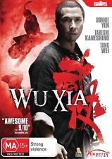 Wu Xia (DVD, 2011)  Donnie Yen
