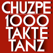 Chuzpe 1000 Takte Tanz Vinyl LP Cien Fuegos