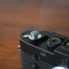 Grey Small Soft Release Button for Leica M3 M4 M6 MP M8 M9 Fuji X100 Nikon Canon