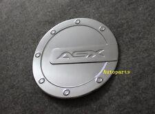 Chrome fuel door gas cover cap Mitsubishi ASX 2010 2011 2012 2013 2014 2015 2016