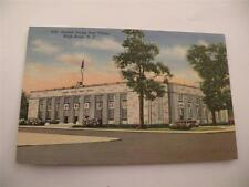 VINTAGE POSTCARD UNITED STATES POST OFFICE HIGHPOINT NC. NOT POSTED