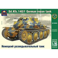 Sd Kfz 140/1 Tank Model Kit 1/35 Scale - SdKfz 140/1 Military Models Kits