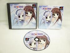 SISTER PRINCESS Pure Story PS1 Playstation Japan Game p1