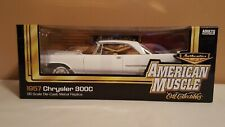 ERTL AMERICAN MUSCLE 1957 CHRYSLER 300C LIMITED EDITION 1 OF 750 1:18 SCALE !
