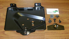 Battery Tray 7pc Kit w/ Clamp +correct screws 66 Chevelle 67-69 Camaro Firebird