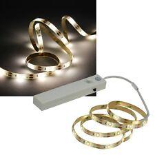 LED Strip mit Bewegungsmelder 4000k Batteriebetrieb 100 Cm