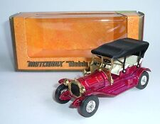 Matchbox Models of Yesteryear No. Y- 9, 1912 Simplex, Superb Mint