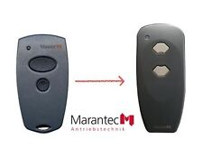 Marantec Genuine Digital 302 remote updates to Marantec 382 remote