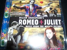 Romeo & Juliet Soundtrack CD ft Desree Kym Mazelle Garbage Everclear & More