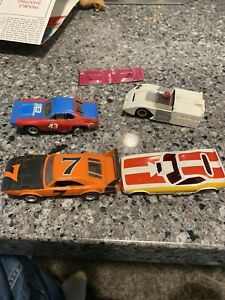 tyco pro slot cars vintage