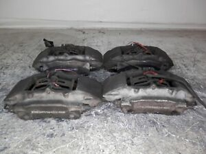 1997-2008 Porsche Boxster & Cayman Brembo Brake Calipers *FULL SET*