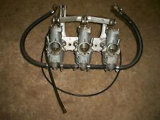 Triumph Amal Carburetors & Assembly 750cc Trident T150 1969 90
