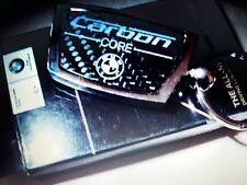 Schlüsselanhänger, BMW, Metall mit Carbonoptik, Original 7er, OVP