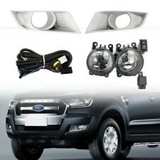 Fog Light Kit for Ford Ranger T6 2016+ XLT & XL Models - Upgrade or Replacement