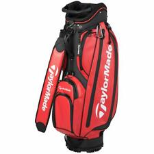 Taylor Made Men's Caddy Bag Water Repellent 9.5 x 47 inch 3.3kg Ky319 Red Ems