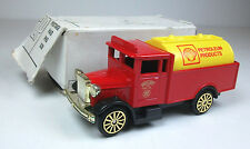 Corgi Die-cast Model Car: Morris Truck; red & yellow, Shell Petroleum; Boxed