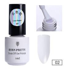 5ml Born Pretty UV Gel Nail Polish Soak Off Nude Gray Red Manicure Gel Nails