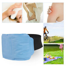Reusable Hot Cold Therapy GEL Pack With Wrap Microwave Freezer Heat Ice Compress