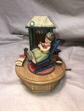 vintage thorens music box switzerland Scarlett Ribbons- Music Does Not Work