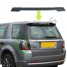 LAND ROVER FREELANDER 2 NEW OEM STYLE REAR ROOF SPOILER UPGRADE ABS (20006-2014)