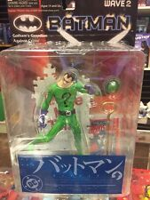 The Riddler Figure Yamato Toys Batman Wave 2 DC Comics Original NIB New Japanese