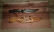 vintage Schrade Old-Timer 150-T Hunting Knife