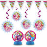 SHOPKINS DECORATION KIT (7pc) ~ Birthday Party Supplies Pink Girly Room Hanging