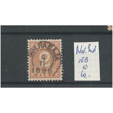 Ned. Indië  18B 11,5x12  Cijfer 1884  VFU/gebr CV 60 €