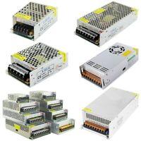 AC 110V-220V TO DC 12V Switch Power Supply Driver Adapter LED Strip Light