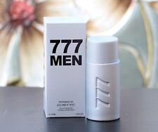 777 MEN NYC EAU DE COLOGNE TOILETTE PARFUM PERFUME 3.4 OZ  BY EBC COLLECTION