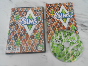 The Sims 3 PC DVD Rom MAC Game Complete EA Life Sim Base Game ** FAST DISPATCH *