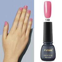 RS-Nail PP148 Gel Nail Polish UV LED Varnish Confetti Pink Soak Off Professional