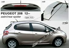 SPOILER REAR ROOF PEUGEOT 208 WING ACCESSORIES