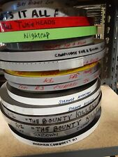 Lot of 16mm Feature Films, TV, & Shorts LOT OF 10 FILMS (VERY CHEAP!) B&W/Color