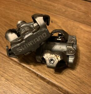 Shimano PD-M959 Titanium SPD Clipless Pedals Mountain - 347g Set