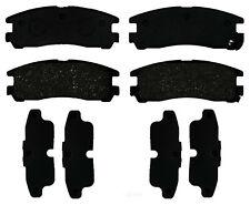 Disc Brake Pad Set-Organic Disc Brake Pad Rear ACDelco Pro Brakes 17D383